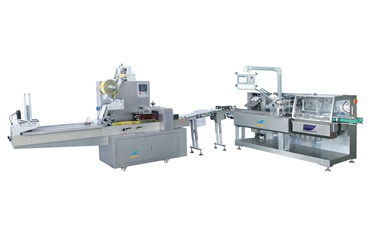 Automatic packing machine and pillow type packing machine