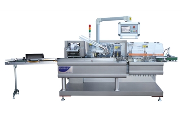 Multi-function and full automatic box setting machine