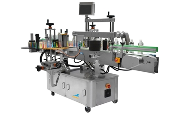DDU-1602 double side automatic labeling machine